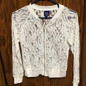 Disney beauty in the beast Lace Jacket